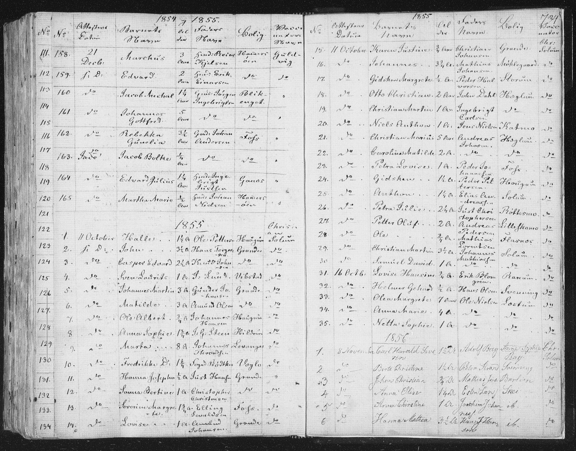 SAT, Ministerialprotokoller, klokkerbøker og fødselsregistre - Nord-Trøndelag, 764/L0552: Ministerialbok nr. 764A07b, 1824-1865, s. 734