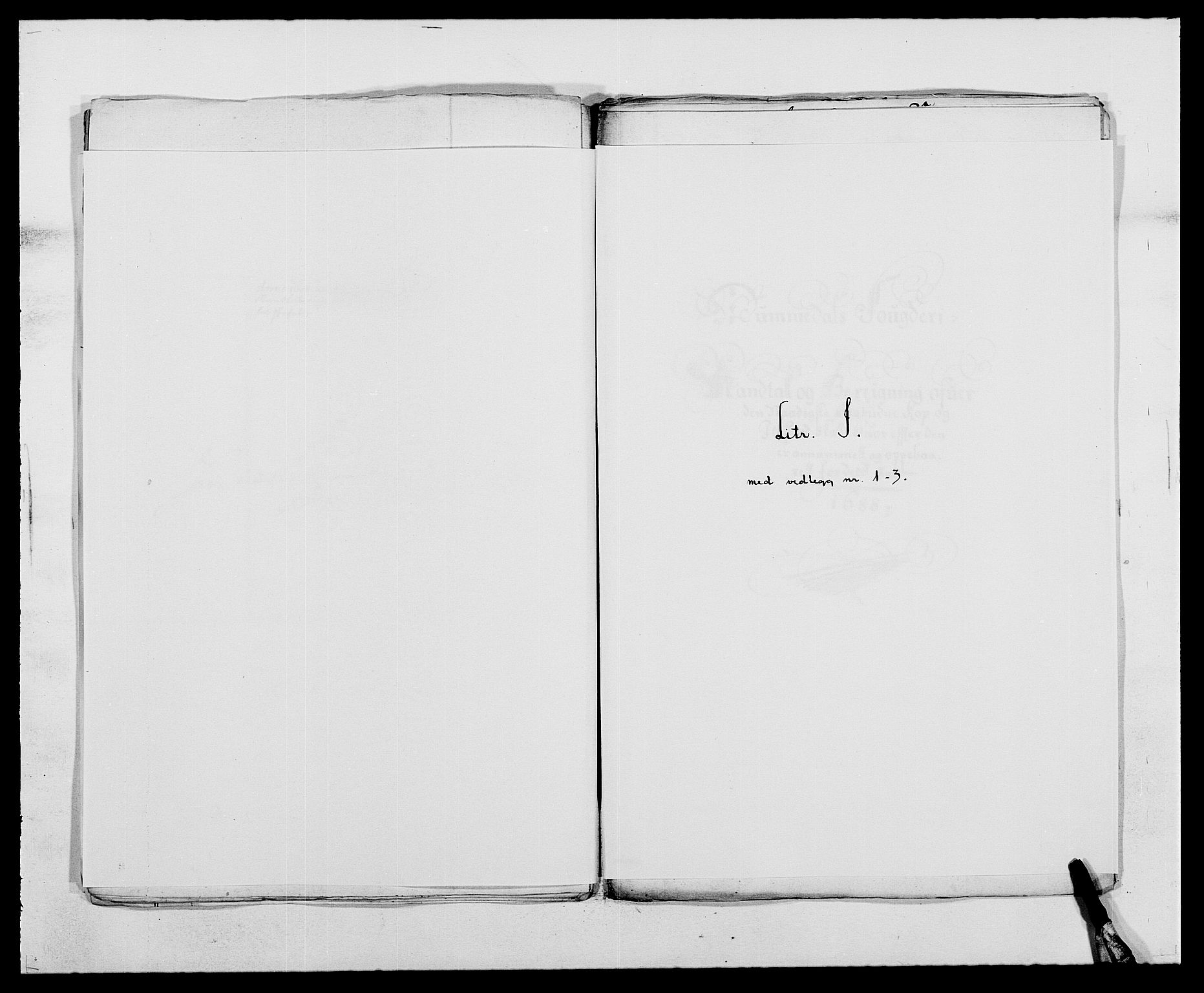 RA, Rentekammeret inntil 1814, Reviderte regnskaper, Fogderegnskap, R64/L4422: Fogderegnskap Namdal, 1687-1689, s. 132