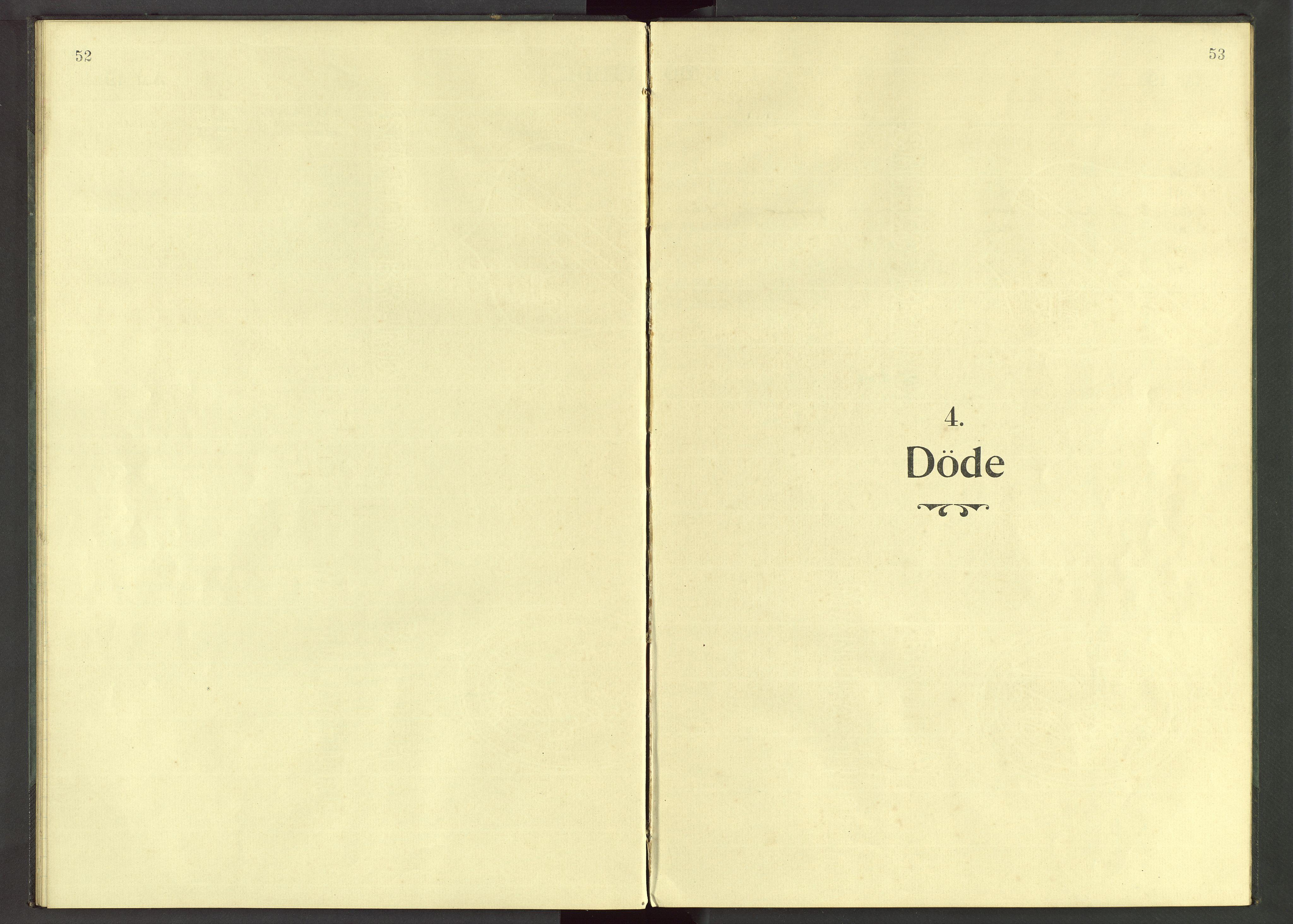 VID, Det Norske Misjonsselskap - utland - Kina (Hunan), Dm/L0042: Ministerialbok nr. 80, 1920-1948, s. 52-53