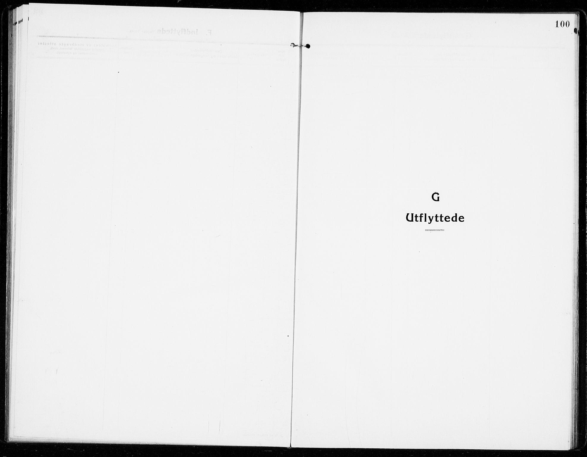SAKO, Sandar kirkebøker, F/Fa/L0020: Ministerialbok nr. 20, 1915-1919, s. 100