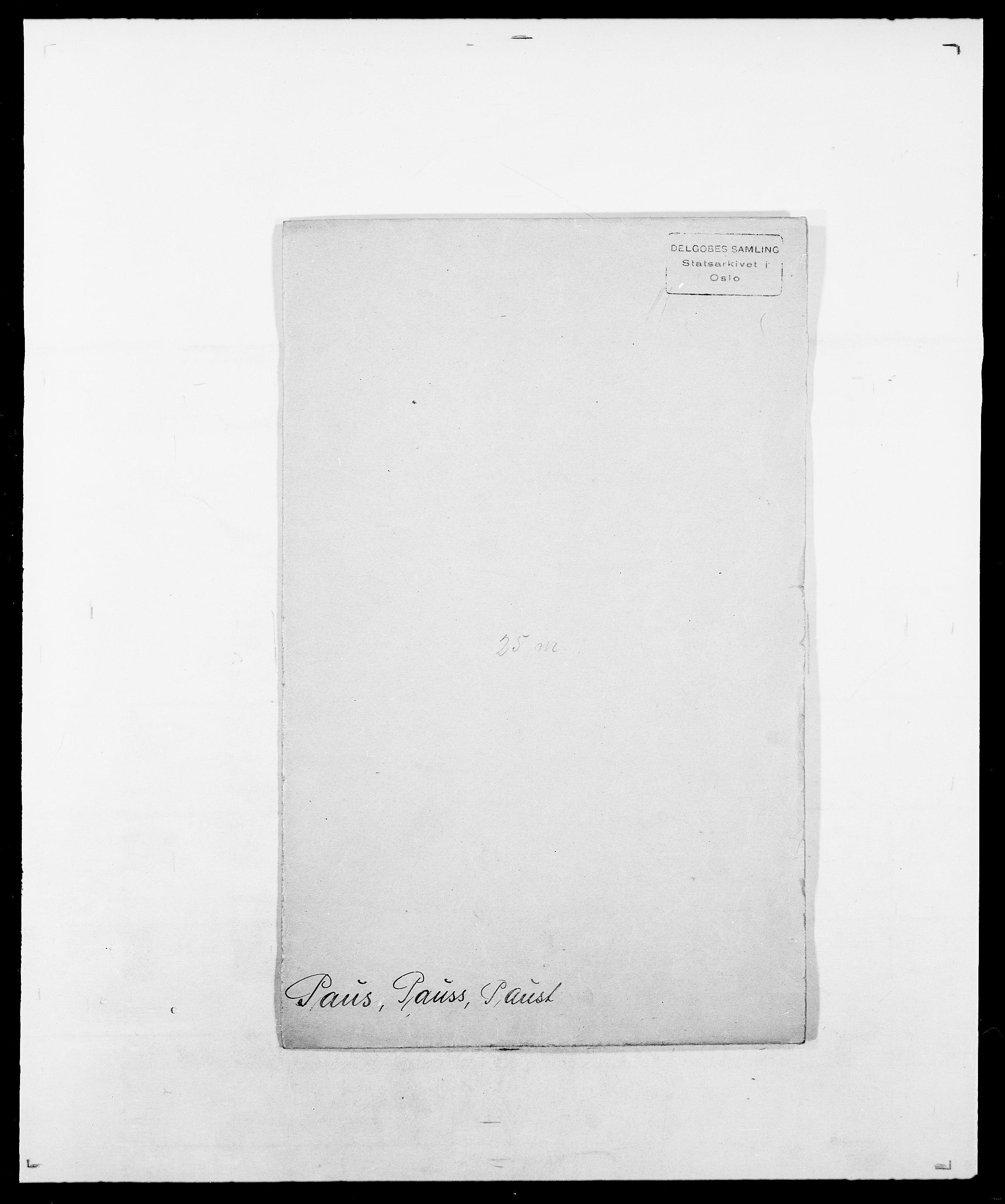SAO, Delgobe, Charles Antoine - samling, D/Da/L0030: Paars - Pittelkov, s. 208