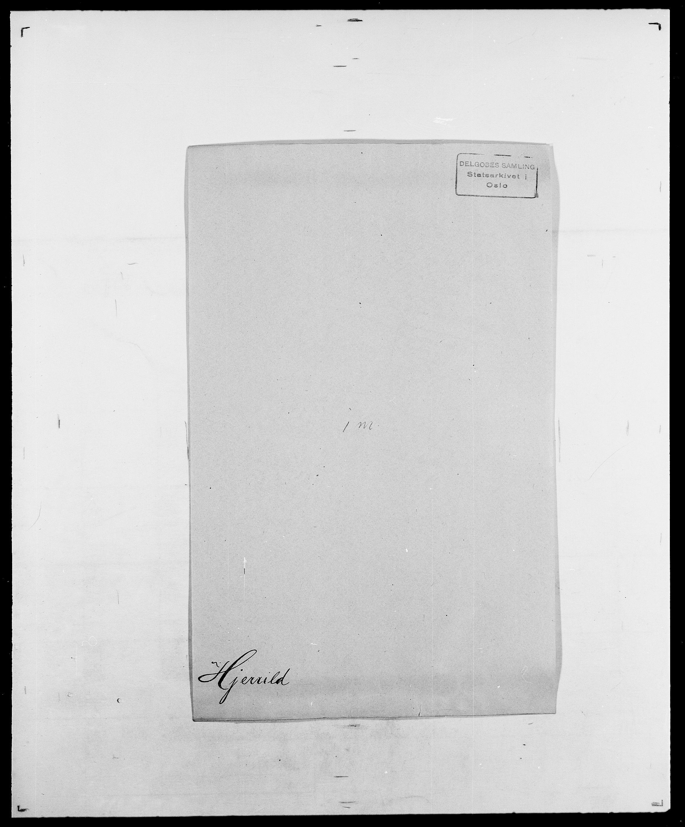 SAO, Delgobe, Charles Antoine - samling, D/Da/L0017: Helander - Hjørne, s. 560
