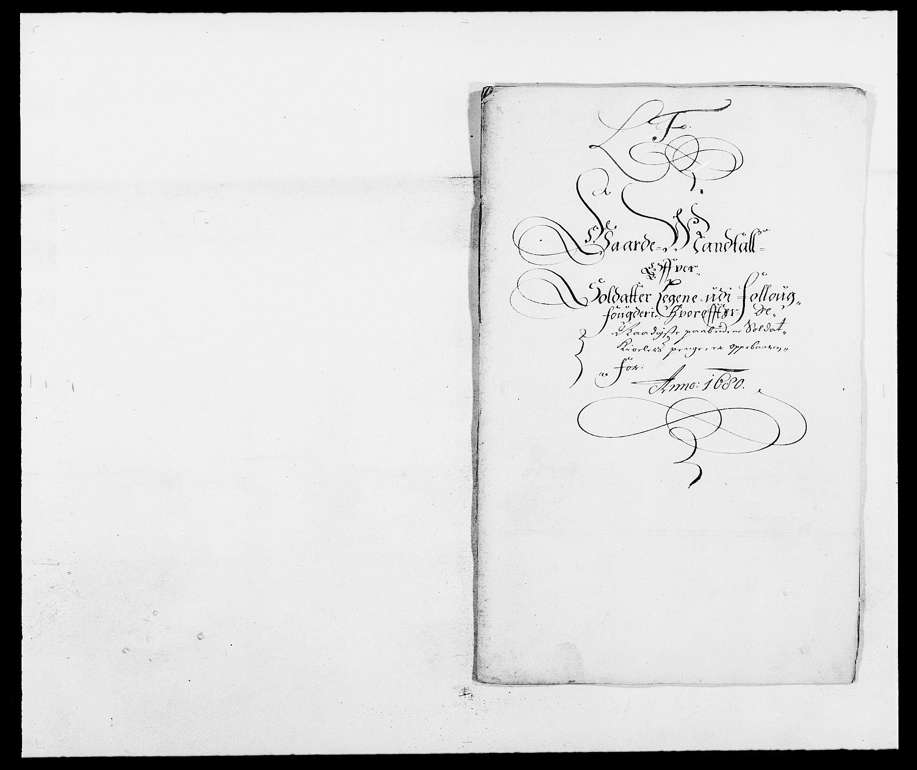 RA, Rentekammeret inntil 1814, Reviderte regnskaper, Fogderegnskap, R09/L0429: Fogderegnskap Follo, 1680-1681, s. 145